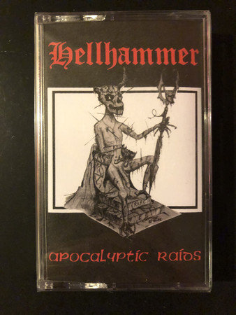 Hellhammer - Apocalyptic Raids TAPE
