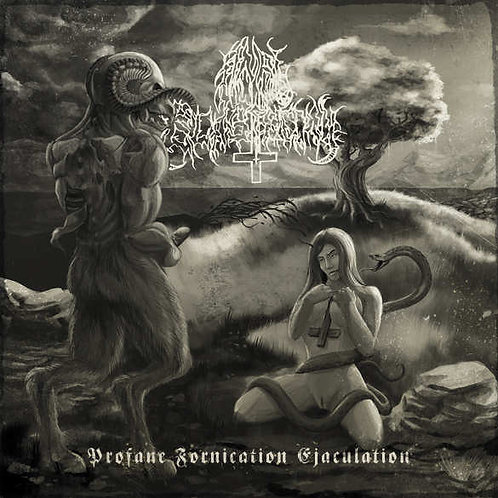 Anal Blasphemy – Profane Fornication Ejaculation LP