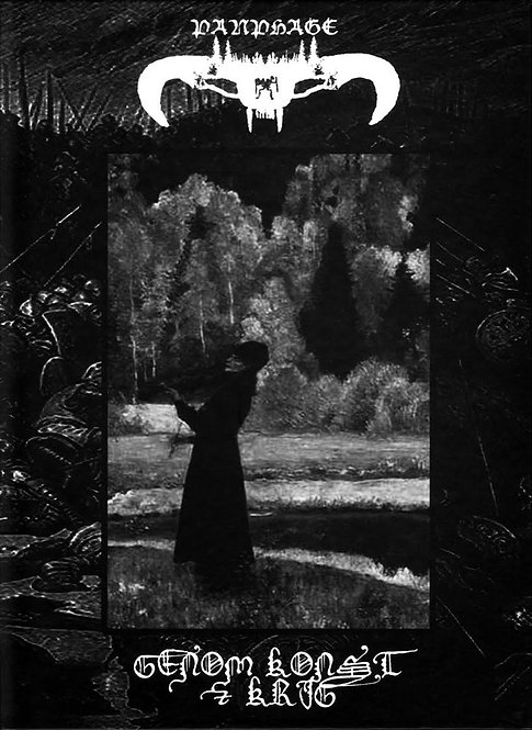 Panphage – Genom Konst & Krig 2CD