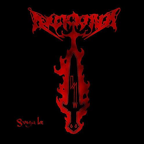 Arckanum - Sviga Lae CD