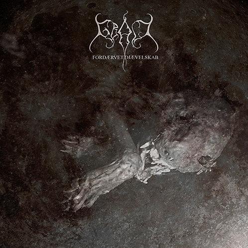 Grav - Fordærvet Djævelskab CD