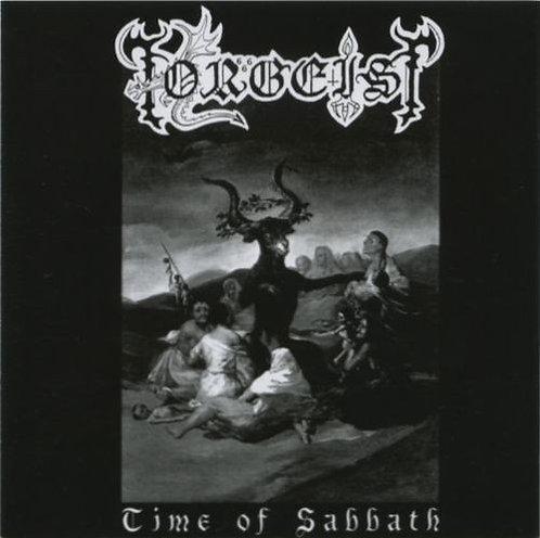 Torgeist - Time of Sabbath MCD