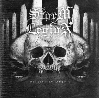 Storm Legion – Desolation Angels CD
