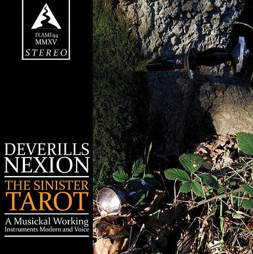 Deverills Nexion – The Sinister Tarot LP