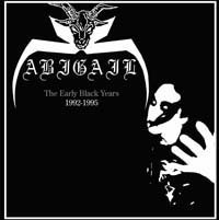 Abigail - The Early Black Years: 1992-1995 CD