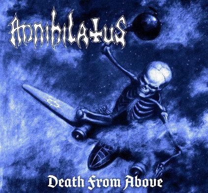 Annihilatus - Death from Above DIGI-CD