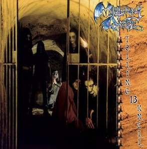 Mortuary Drape - Tolling 13 Knell 2xLP