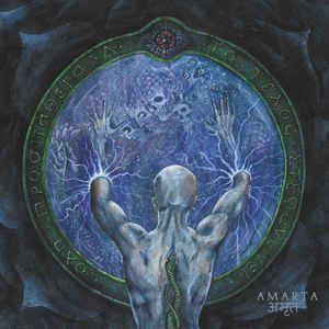 Acherontas – Amarta अमर्त (Formulas Of Reptilian Unification II) - Digi-CD