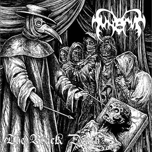 "Funerus - The Black Death 7""EP (Black Vinyl)"