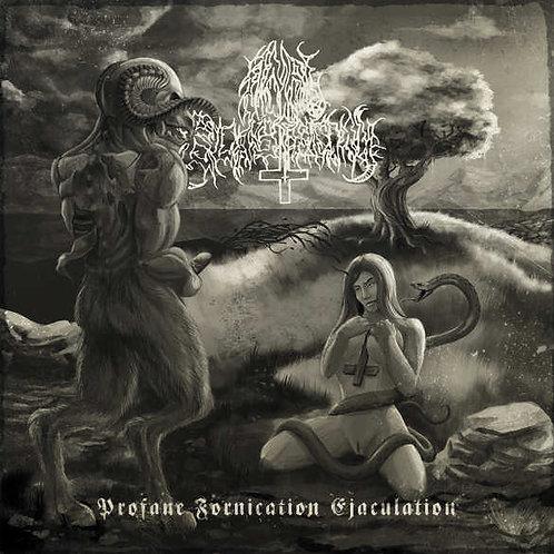 Anal Blasphemy – Profane Fornication Ejaculation CD
