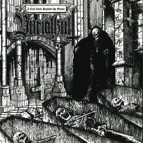 Burialkult – A Call From Beyond The Grave CD