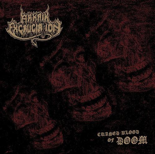 Arkaik Excruciation – Cursed Blood Of Doom CD
