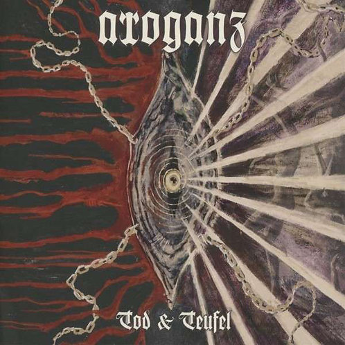 Arroganz – Tod & Teufel CD