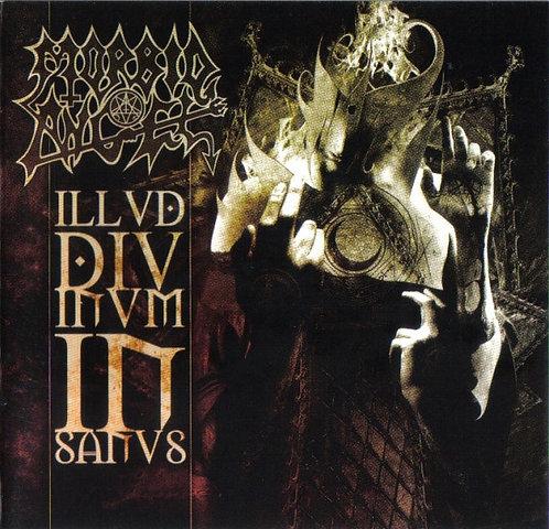 Morbid Angel – Illvd Divinvm Insanvs CD
