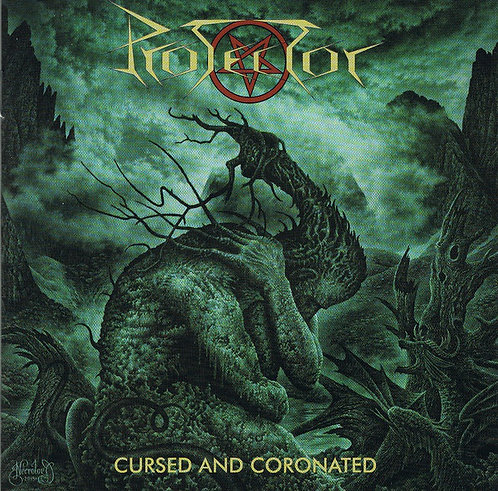 Protector - Cursed And Coronated LP