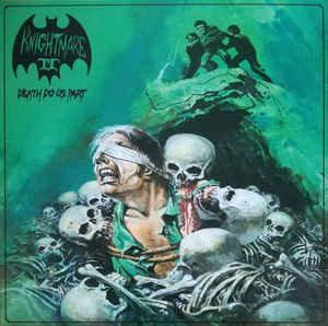 Knightmare II – Death Do Us Part LP