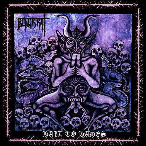 Blackrat - Hail To Hades CD