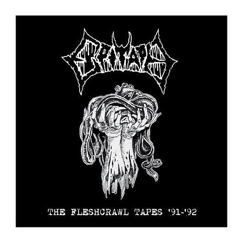 Epitaph / Dark Abbey – The Fleshcrawl Tapes '91-'92 CD