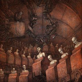 Horror God / Techne - Split CD