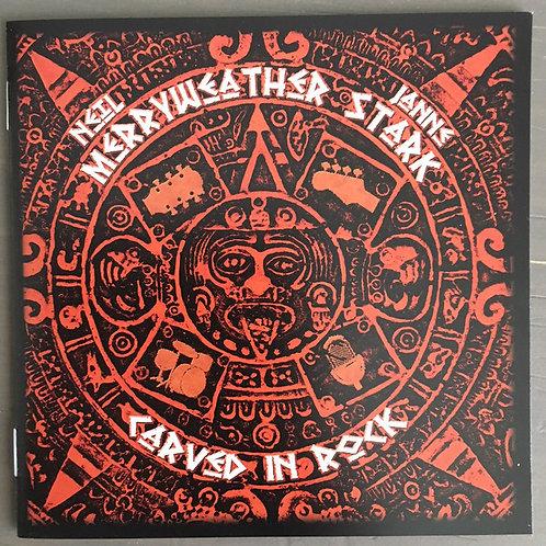Merryweather Stark - Carved in Rock LP (KS)