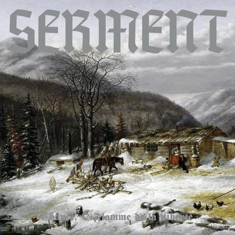 Serment – Chante, O Flamme de la Liberte CD