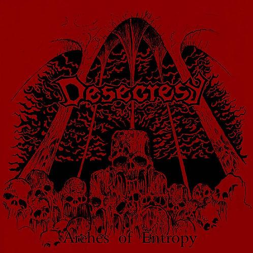 Desecresy - Arches of Entropy LP