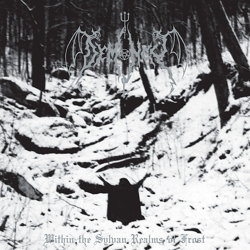 Demoncy ‎– Within The Sylvan Realms Of Frost CD