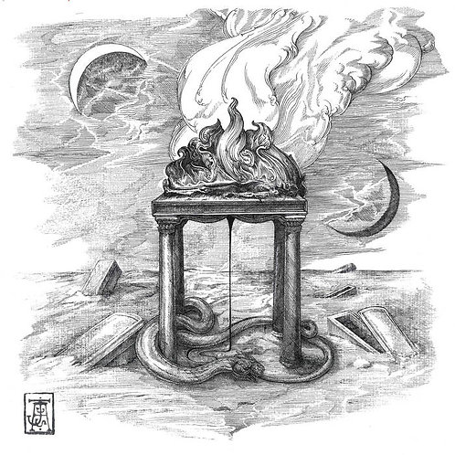 Obscure Burial - Obscure Burial LP