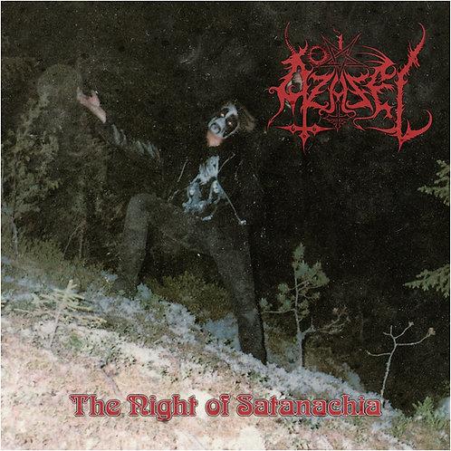 Azazel - The Night of Satanachia DIGI-CD