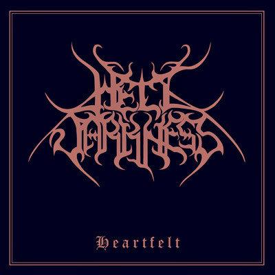 """Hell Darkness – Heartfelt 7""""EP"""