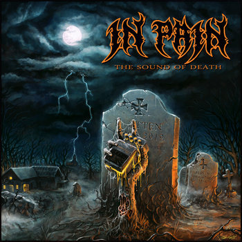 In Pain - The Sound Of Death LP