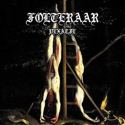 Folteraar - Vexatie LP