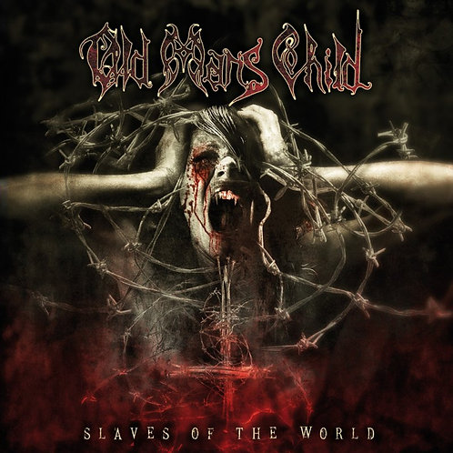 Old Man's Child - Slaves of the World LP (Red Vinyl)