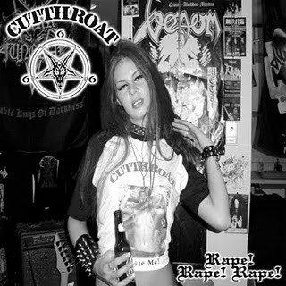 Cutthroat – Rape! Rape! Rape! CD