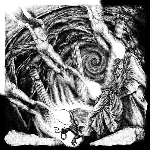Embrace Of Thorns - Darkness Impenetrable LP