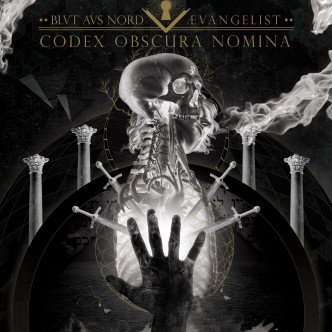 Blut aus Nord / Aevangelist - Codex Obscura Nomina DIGI-CD