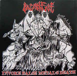 Paganfire – Invoke False Metal's Death LP