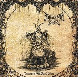 Invocation Spells – Descendent The Black Throne CD