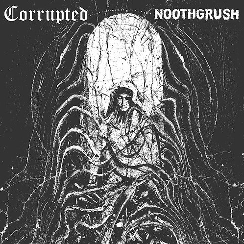 Corrupted / Noothgrush ‎– Corrupted / Noothgrush LP