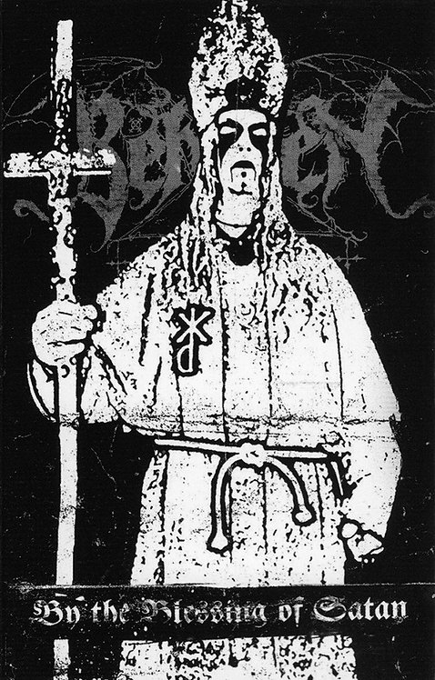 Behexen - By the Blessing of Satan TAPE