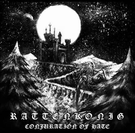 Rattenkönig - Conjuration of Hate LP