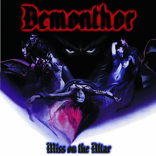 Demonthor - Miss on the Altar LP