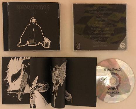 Wulkanaz - Paúrpura Fræovíbôkôs CD