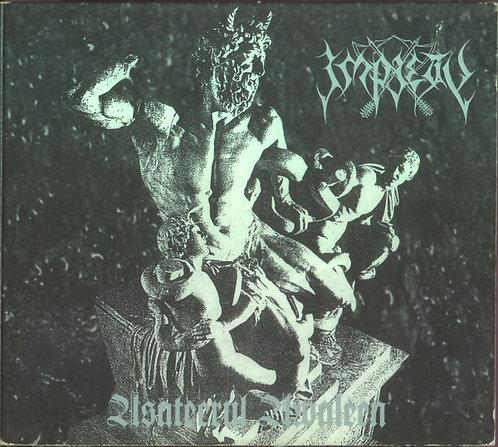 Impiety - Asateerul Awaleen LP (Red Vinyl)