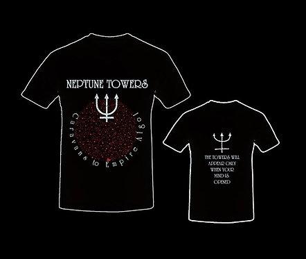 Neptune Towers - Caravans to Empire Algol t-shirt