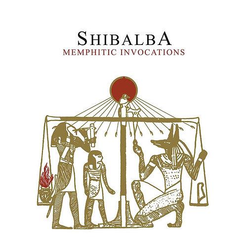 Shibalba - Memphitic Invocations LP (Gold Vinyl)