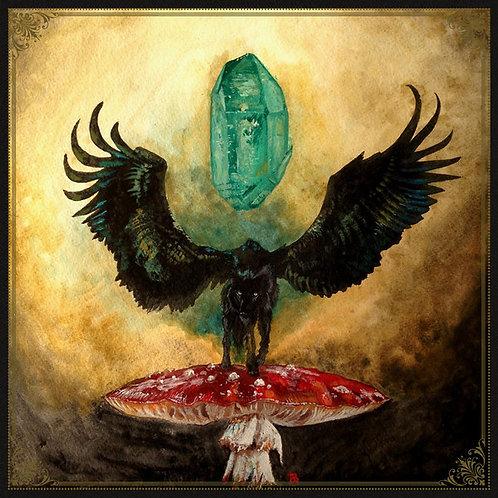 Jade - Smoking Mirror MLP (Green/Red Vinyl) (KS)