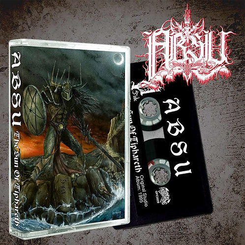 Absu - The Sun of Tiphareth TAPE