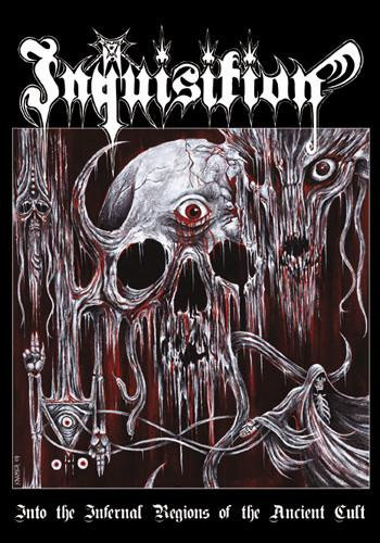 Inquisition - Into the Infernal Regions of the Ancient Cult A5 DIGI-CD
