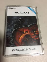 Mordant - Demonic Satanic MC